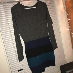 Forever 21 Colorblock dress